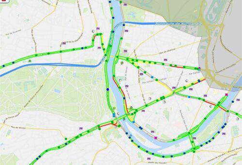 Etudes et plans de circulation